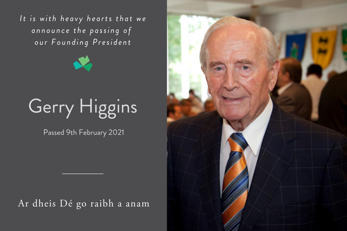 Vale Gerry Higgins